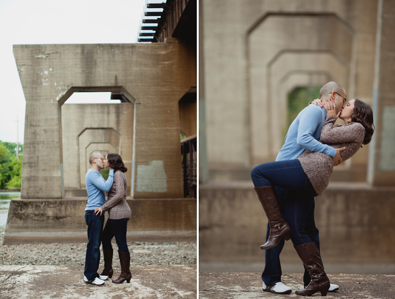Geneva, IL Engagement :: Redwall Photo