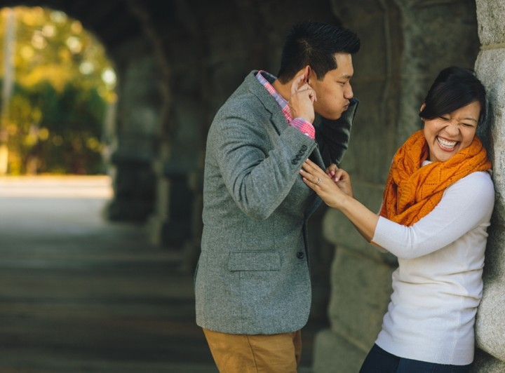Engagement :: Eunice & Dave