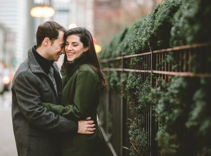 Modern Wing Engagement :: Amy & David