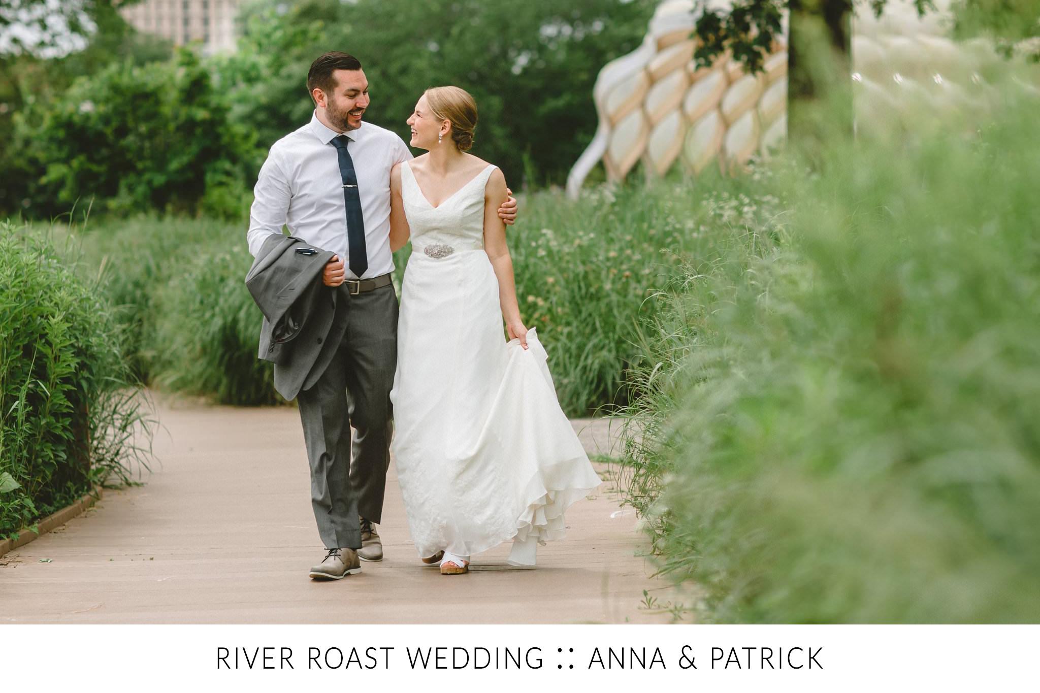 River Roast Wedding