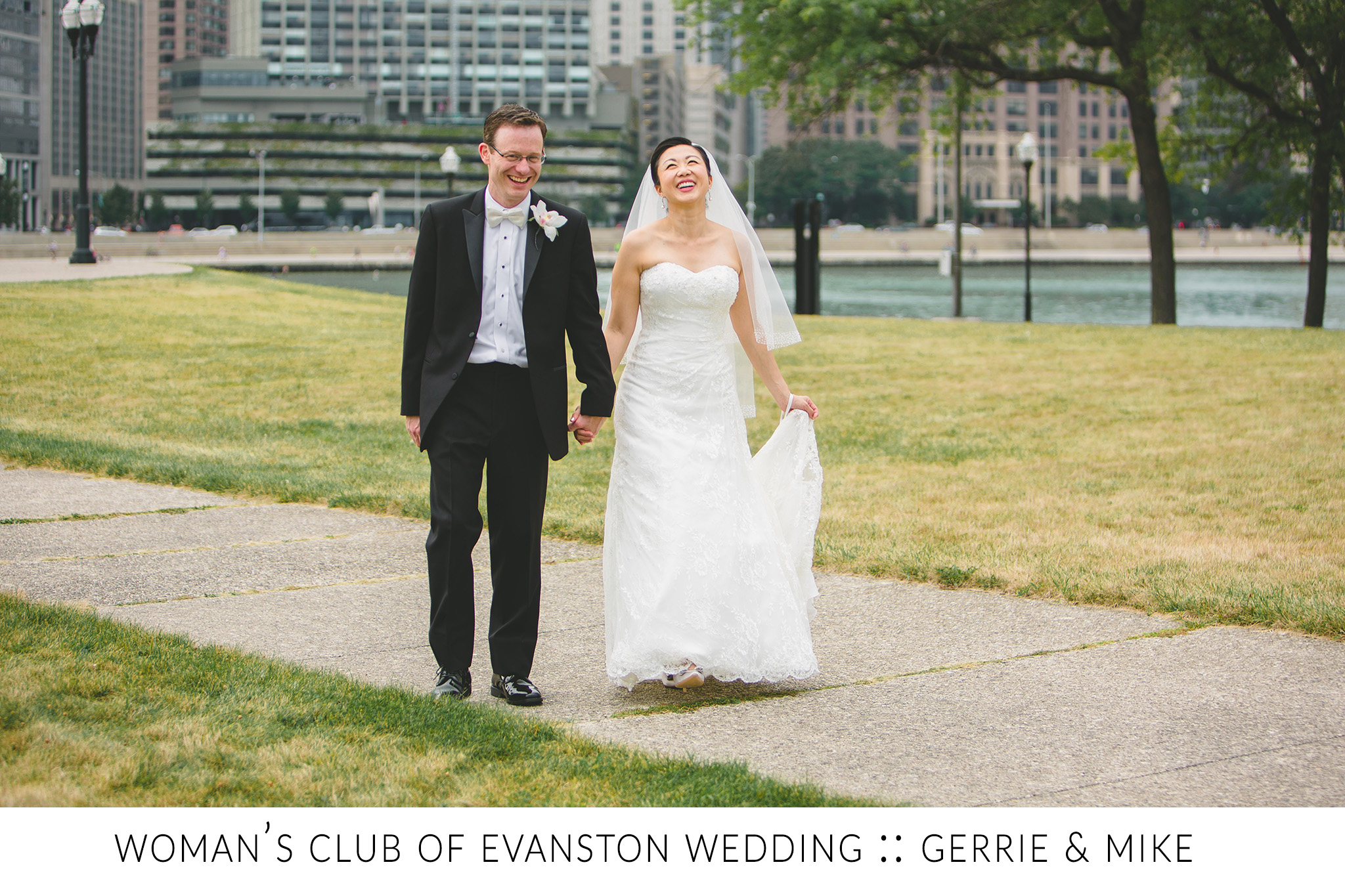Woman's Club of Evanston Wedding