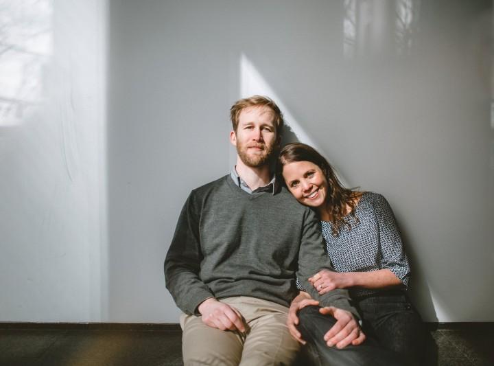 MCA Chicago Engagement :: Kelly & Reid