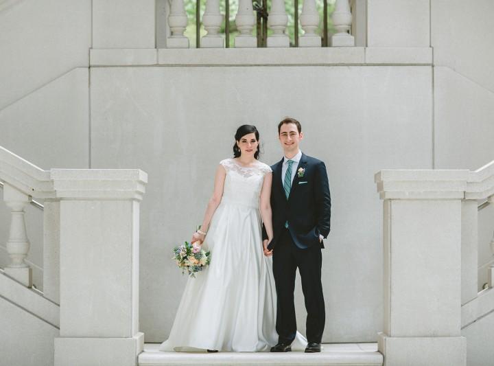 River Roast Wedding :: Amy & David